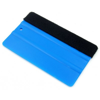 A04 Espátula larga 3M azul fieltro negro