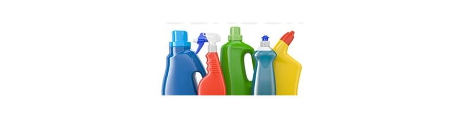 Líquidos especiales para limpieza